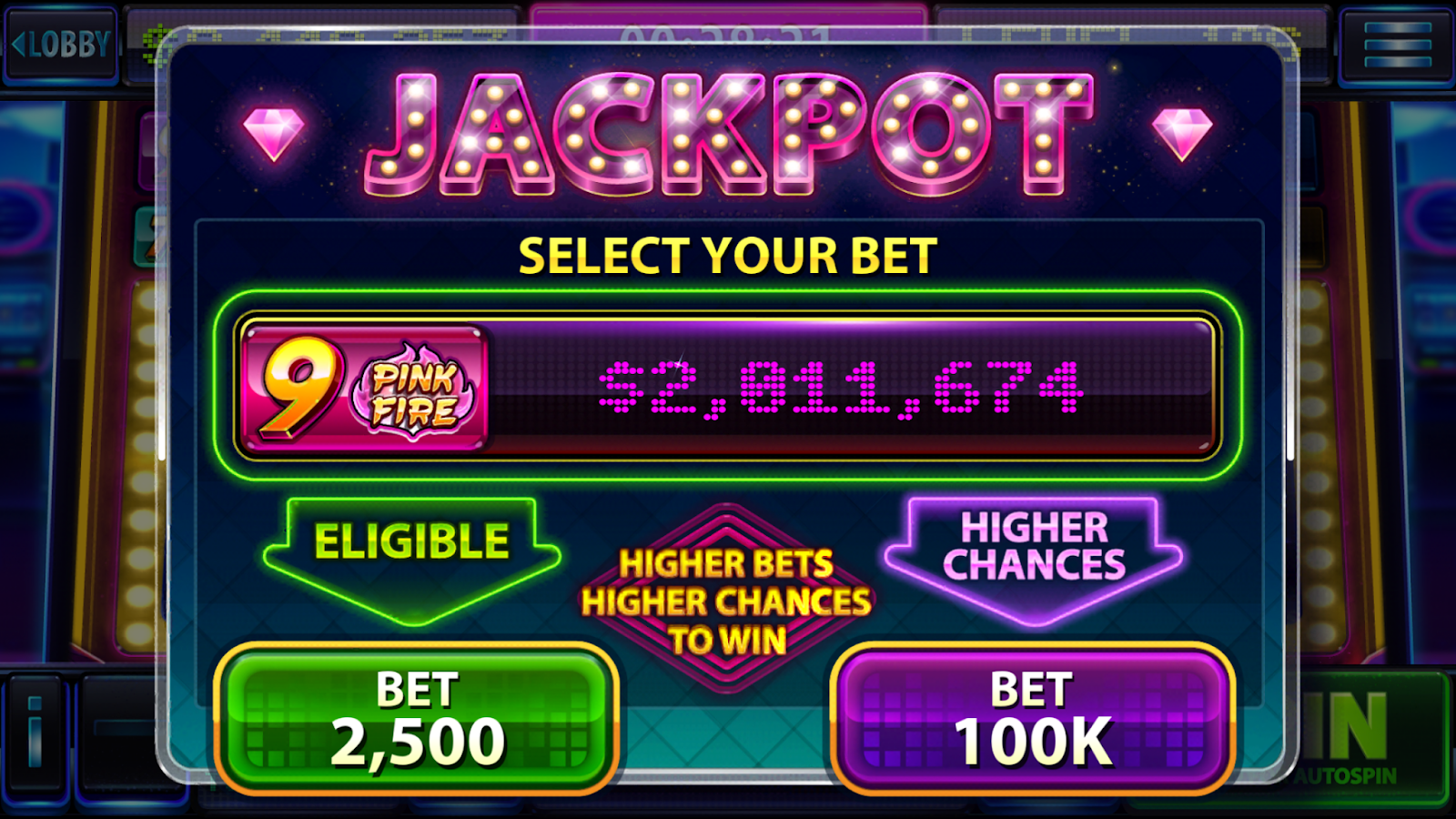 Jackpot casino slot freebies